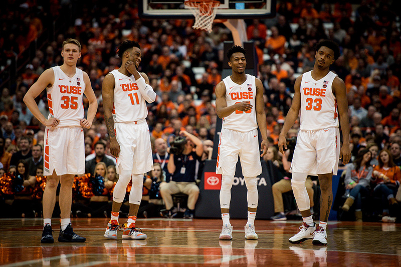 Beat Writers Predict A Tight Syracuse Win Over Nc State The Daily